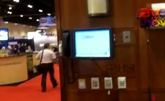 InfoComm 2011: West-Com Nurse Call System Talks About Nurse Call System with Touch Screen Enhancers